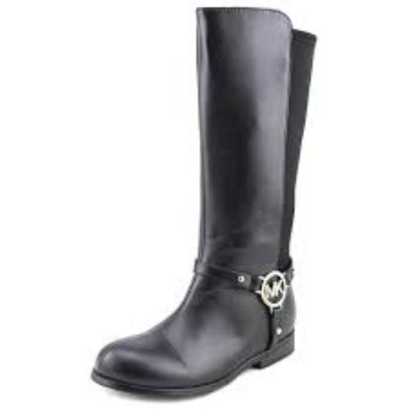 MICHAEL Michael Kors Other - Michael Michael Kors Emma Kaya Black Boot 4